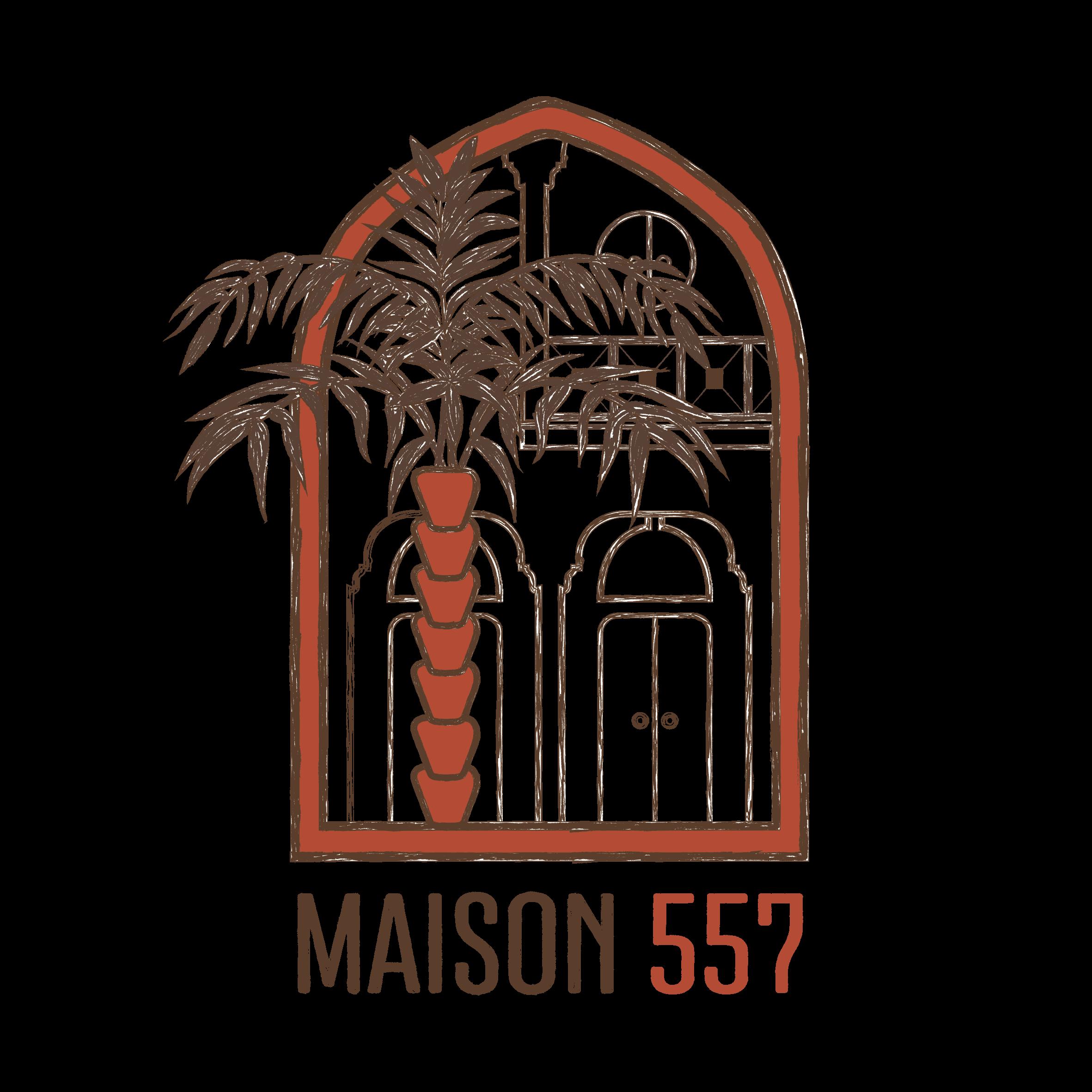 Maison 557 Logo